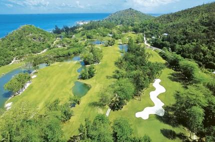 Golfreisen Seychellen-Constance-Lemuria-Seychelles-Golfplatz
