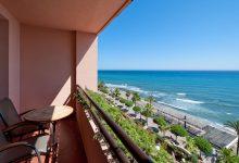 Fuerte-Marbella-Doppelzimmer-Meerblick-Balkon-Aussicht