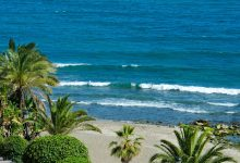 Fuerte-Marbella-Strand