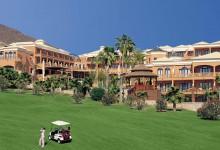 Hotel-Las-Madrigueras-Außenansicht-Golf