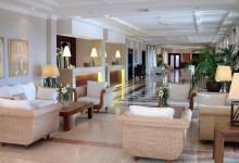 Hotel Las-Madrigueras-Lobby