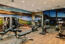 Arabella Hotel & Spa-Fitnessbereich