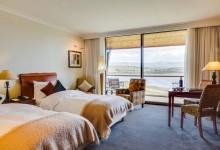 Arabella-Hotel-Spa-Grand-Deluxe-Doppelzimmer-Twin-Betten-Ausblick
