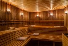 Arabella Hotel & Spa-Sauna