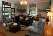 Fancourt-The-Manor-House-Bibliothek