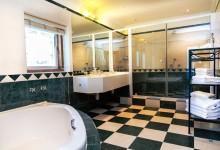 Grande-Roche-Garden-Suite-Badezimmer