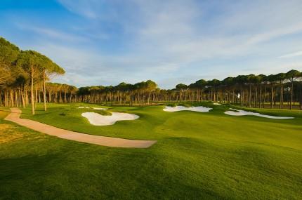 Golfreisen Türkei-Regnum-Carya-Golf