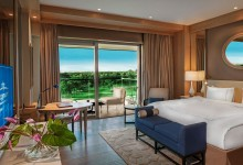 Regnum-Carya-Golf-Spa-Resort-Luxury-Doppelzimmer-Golfblick