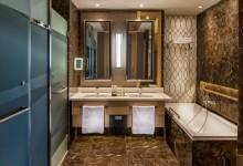 Regnum-Carya-Golf-Spa-Resort-Luxury-Doppelzimmer-Badezimmer