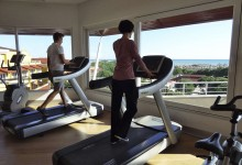ROBINSON-Club-Nobilis-Fitnessbereich
