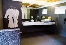 Grande-Roche-Studio-Suite-Badezimmer