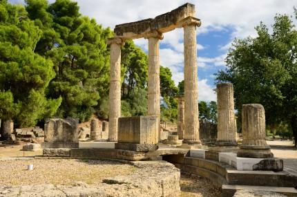 Golfreisen-Griechenland-Olympia