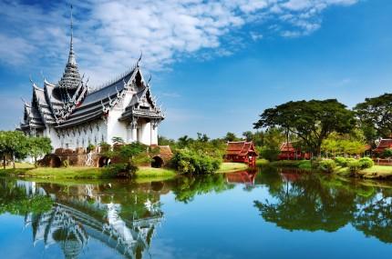 Golfreisen-Thailand