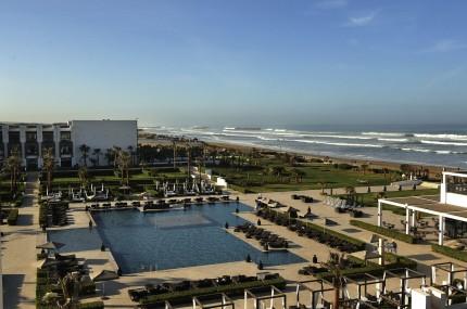 Sofitel Agadir Thalassa Sea & Spa-Pool