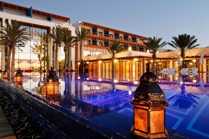 Sofitel-Essaouira-Mogador-Golf-Spa-Poolansicht