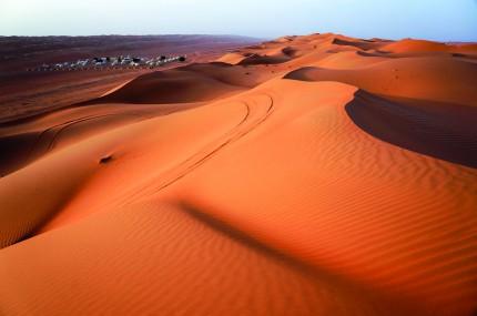 Golfreisen Oman-Wahabi-Sands