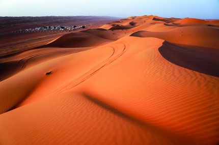 9-Tages Deluxe Rundreise Sultanat Oman Wahabi Sands