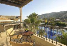 Columbia-Beach-Resort-Executive-Suite-Pool-View-Balkon-Ausblick