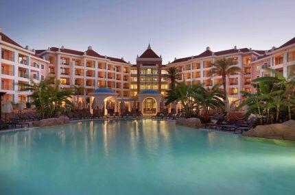 Hilton Vilamoura As Cascatas Golf Resort & Spa-Außenpool