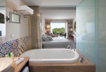 Hilton-Vilamoura-Doppelzimmer-Deluxe-Golfblick-Badezimmer