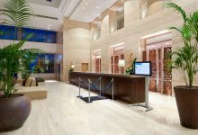 Hilton Vilamoura As Cascatas Golf Resort & Spa-Lobby