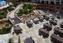 Hilton Vilamoura As Cascatas Golf Resort & Spa-Restaurant-Moscada-Terrasse