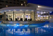 Spa & Hotel-Terme-Esplanade-Tergesteo-Außenansicht-Nacht