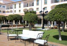 IBEROSTAR-Andalucia-Playa-Innenhof