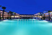 IBEROSTAR-Andalucia-Playa-Pool-bei-Nacht