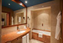Lopesan-Costa-Meloneras-Doppelzimmer-Standard-View-Badezimmer
