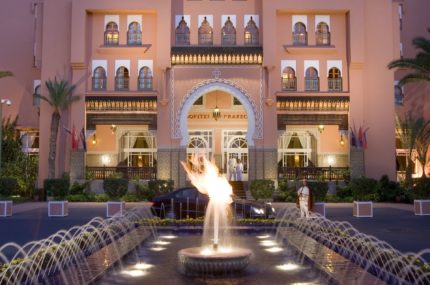 Sofitel Marrakech Lounge and Spa Aussenansicht