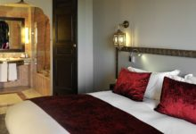 Sofitel Marrakech Lounge and Spa Doppelzimmer