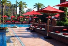 Sofitel Marrakech Lounge and Spa Poolbereich