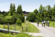 Robinson-Club-Ampflwang-Radfahrer