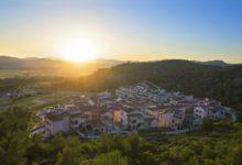 Park-Hyatt-Mallorca-Aerial-View-Sunset