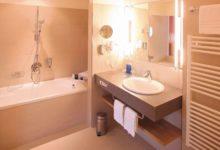 Aldiana-Salzkammergut-Badezimmer