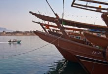 Oman-Muscat-Dhow
