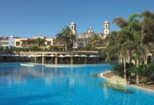 Lopesan-Villa-del-Conde-Resort-&Corallium-Thalasso-Poolbereich